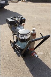 The pump smith pump hire services mechanically driven diaphragm pump ccuart Choice Image